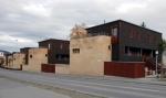 Nedre Singsakerslette studentby fasade 2