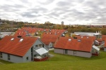 Steinan studentby fasade småhus